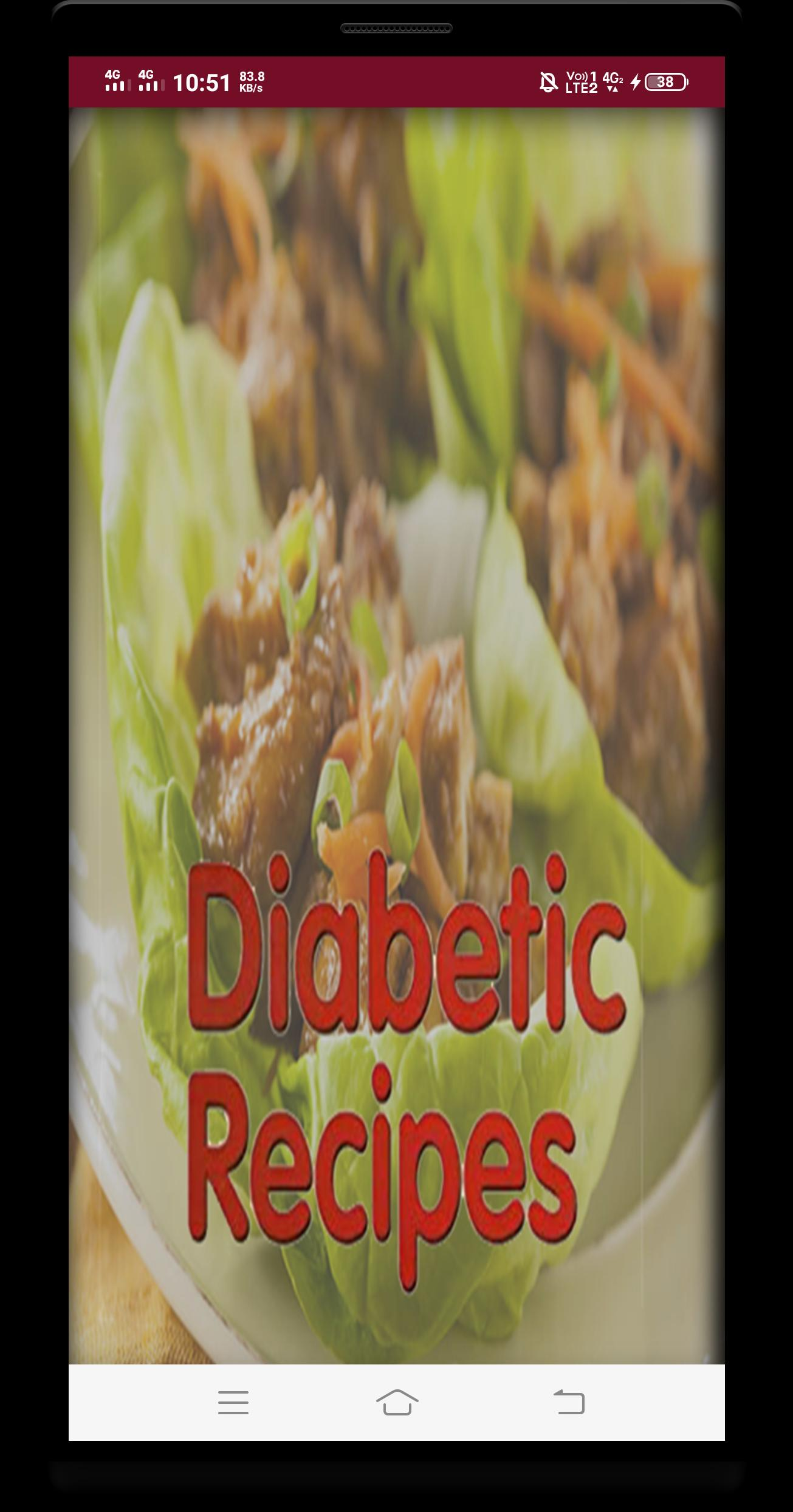 Easy Diabetic Recipes For Android Apk Download