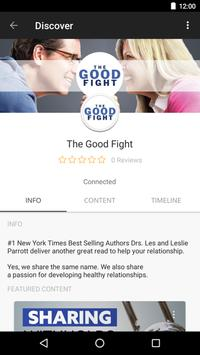 Good Fight Book poster