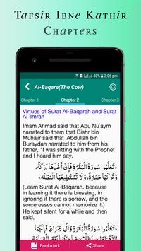 Quran Tafsir Ibne Kathir English & Arabic screenshot 4
