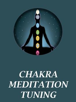 CHAKRA MEDITATION TUNING poster