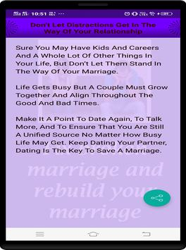 Fix broken marriage and rebuild your marriage for Android