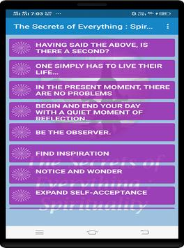 The Secrets of Everything : Spirituality screenshot 4