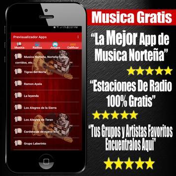 Musica Norteña poster