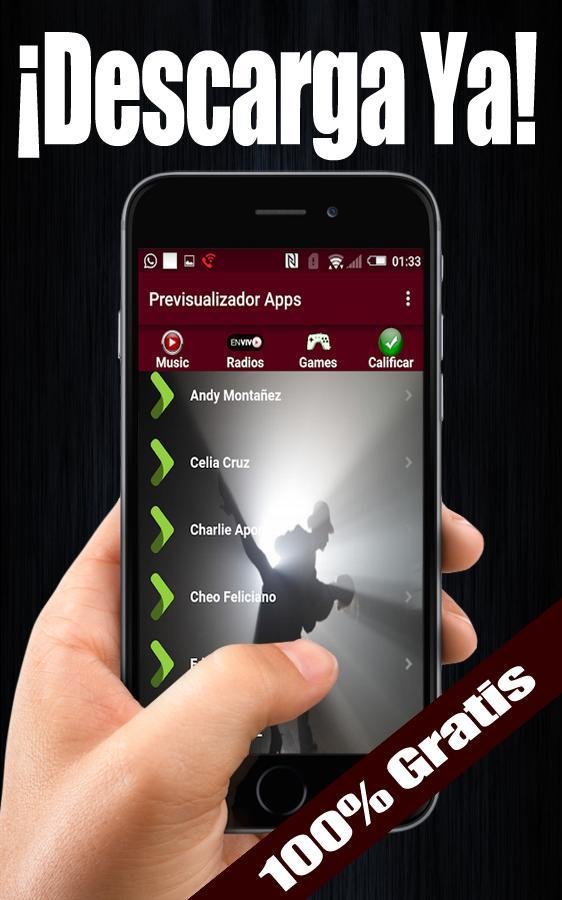 Musica Salsa Gratis For Android Apk Download