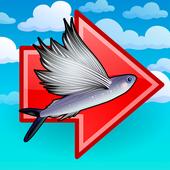Flappy Fish io game online app FREE icon
