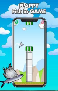 Flappy Fish io game online app FREE screenshot 1