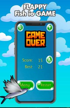 Flappy Fish io game online app FREE screenshot 2