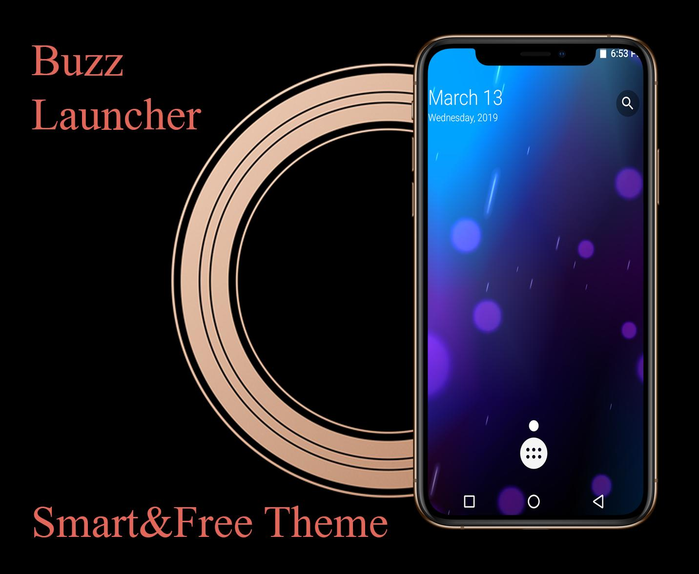 Buzz Launcher - 3D parallax Themes for Android - APK Download