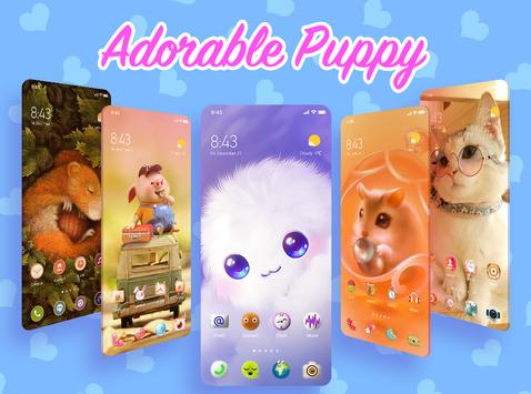 Cute Pets Themes screenshot 4