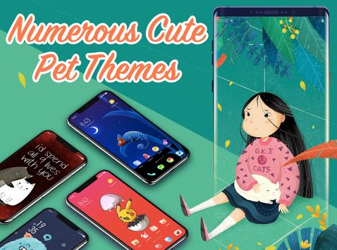 Cute Pets Themes screenshot 2