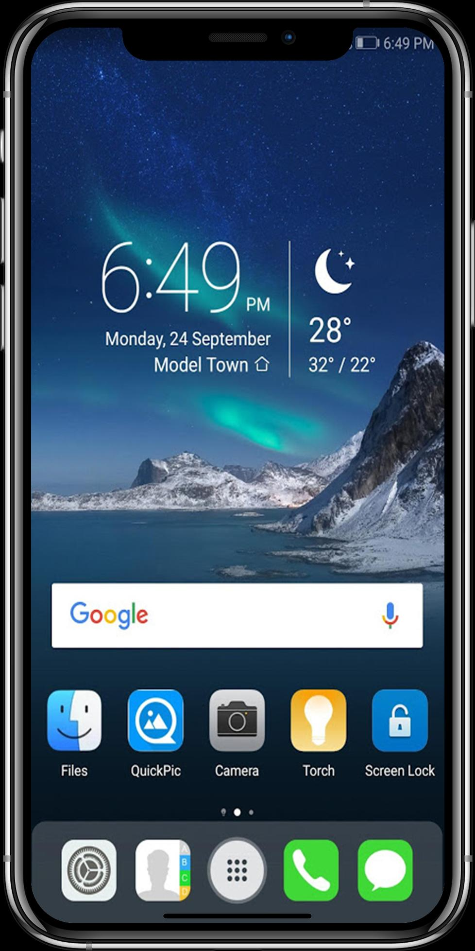 White OS 12 Theme For Huawei for Android - APK Download