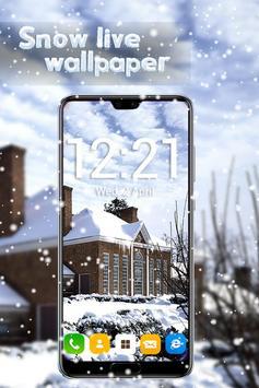 ... Snow Live Wallpaper X Winter Wallpaper 2019 screenshot 5 ...