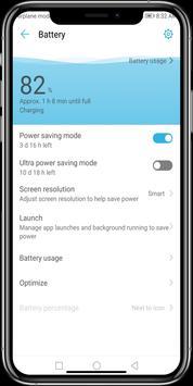 Theme Emui 9 for Huawei/Honor screenshot 3