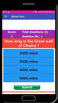 Nepali Quiz Nepali GK General Knowledge screenshot 3