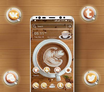 Coffee Theme screenshot 5