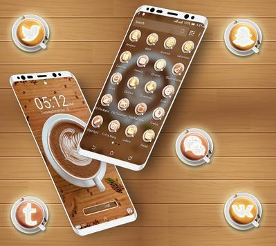 Coffee Theme screenshot 6