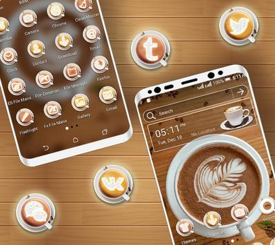 Coffee Theme screenshot 1