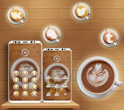 Coffee Theme screenshot 2