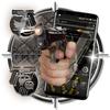 Gun Bullet Launcher Theme icono