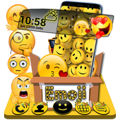 Emoji Launcher Theme 图标