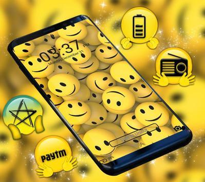 Emoji Launcher Theme screenshot 2