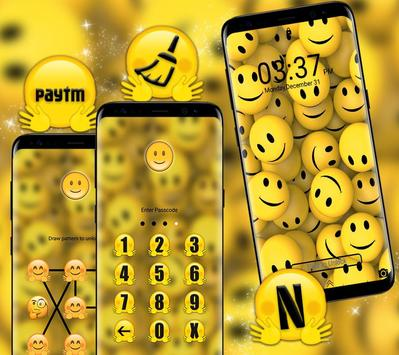 Emoji Launcher Theme screenshot 4