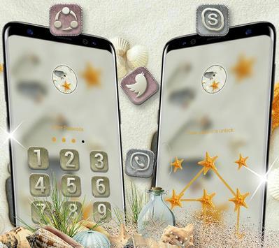 Pebble Feet Launcher Theme screenshot 3