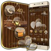 ikon Transparent Heart Launcher Theme