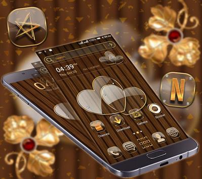 Transparent Heart Launcher Theme screenshot 2