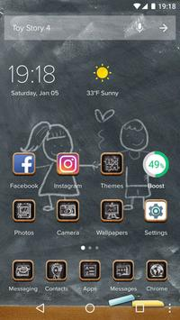 Black Board 2018 Love Wallpaper Theme For Android Apk Download