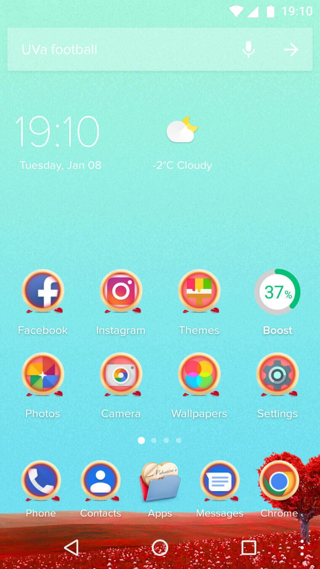 Heart Tree 2018 - Love Wallpaper Theme for Android - APK Download