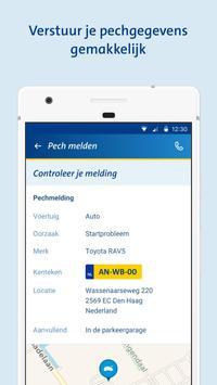 ANWB Wegenwacht Pechhulp app screenshot 3