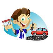 Myanmar Driving Licence Test icon