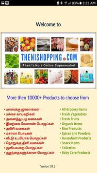 Theni Shopping poster
