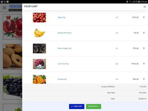 Theni Shopping screenshot 14