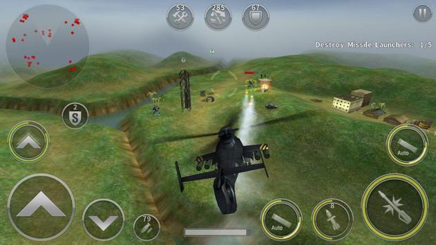 GUNSHIP BATTLE screenshot 1