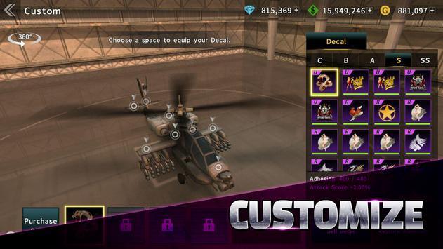 GUNSHIP BATTLE screenshot 4