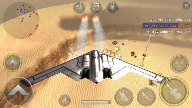 GUNSHIP BATTLE screenshot 5