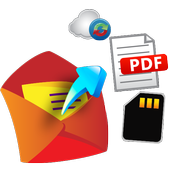 Image, Text Content to PDF Converter icon