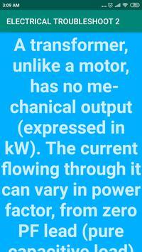 ELECTRICAL TROUBLESHOOT 2 screenshot 1