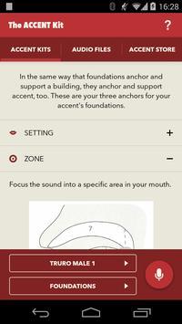 The Accent Kit screenshot 1