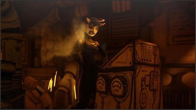 Bandy and adventure Ink machine : The Game screenshot 1