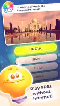 Quiz - Offline Games poster