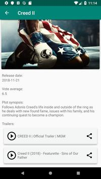 Popular Movies - Open Source screenshot 2