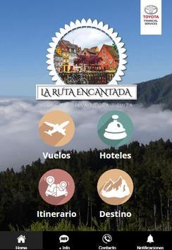 TFS LA RUTA ENCANTADA screenshot 1