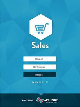 Sales Demo poster