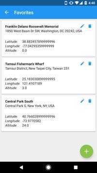 GPS JoyStick imagem de tela 5