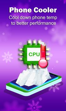 Max Booster: Super Cleaner, Phone CPU Cooler screenshot 1