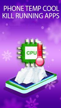 Max Booster Lite:  Booster and Cleaner, CPU Cooler تصوير الشاشة 1