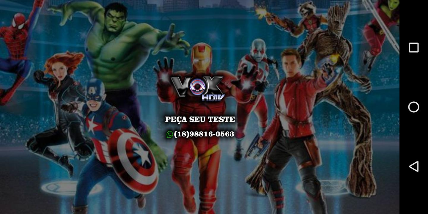 IPTV VOX T1 for Android - APK Download
